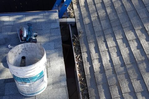 rain gutter cleaning los angeles